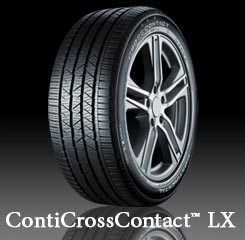 ContiCrossContact LX Sport