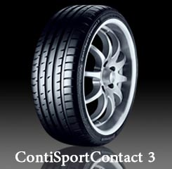 ContiSportContact 3